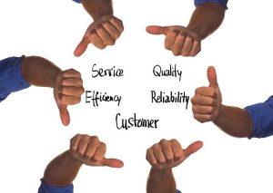 לקוחות מרוצים